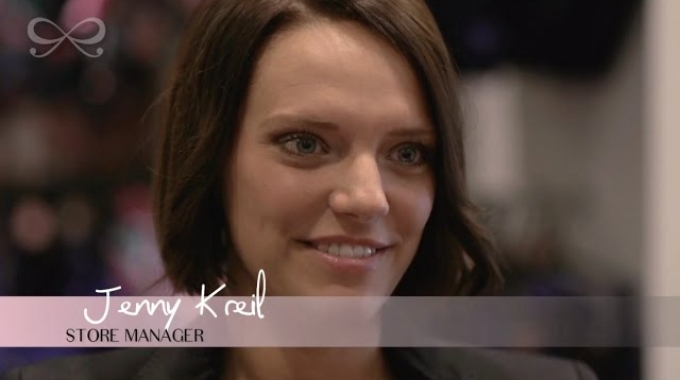Meet Jenny Kreil, Store Manager at Hunkemöller
