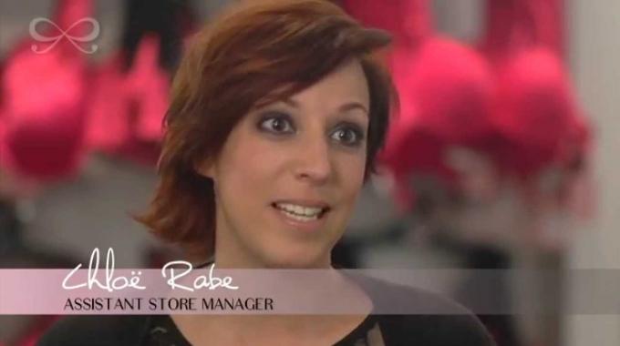 Meet Chloë Rabe, Assistant Store Manager at Hunkemöller