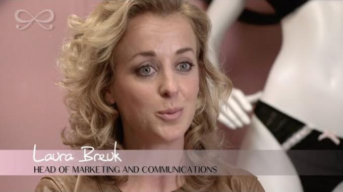 Meet Laura Breuk, Head of Marketing & Communications at Hunkemöller