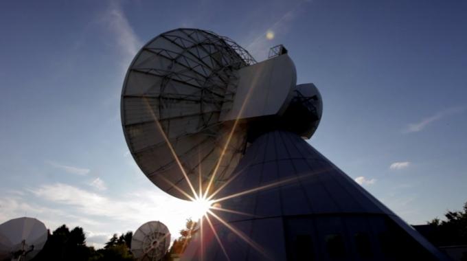 Teleport Usingen – Der Daten-Hub zur Welt