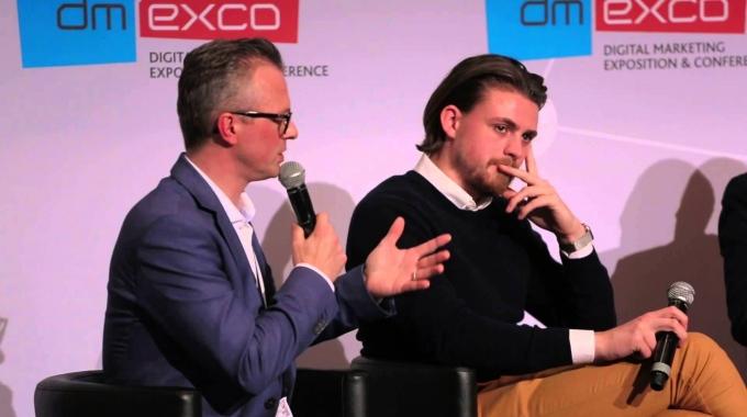 Achim Himmelreich, dmexco 2015: IoT: Wie sieht die digitale Marketing & Service-Welt von morgen aus?