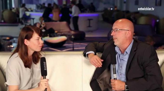 IoT - die nächste Entwicklungsstufe. Interview auf der IoT Conference 2015 mit Achim Himmelreich