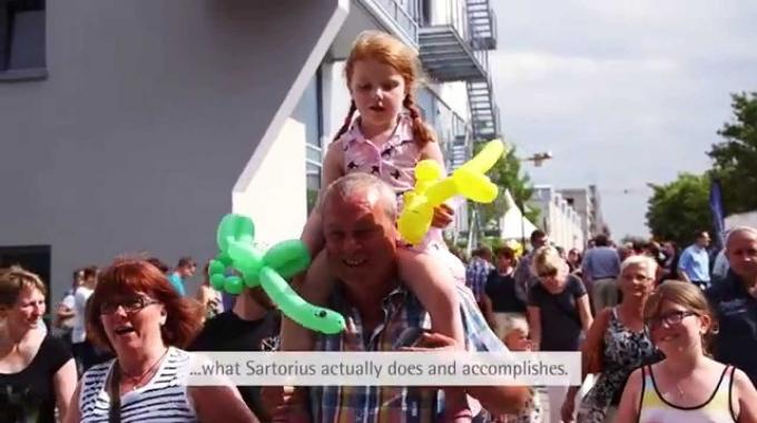 Sartorius Family Day 2015
