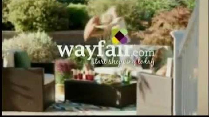 Wayfair Commercial - 2015