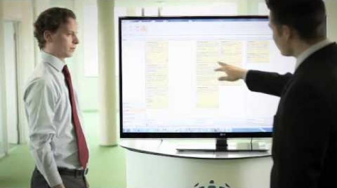 Agiles Projektmanagement mit aqua