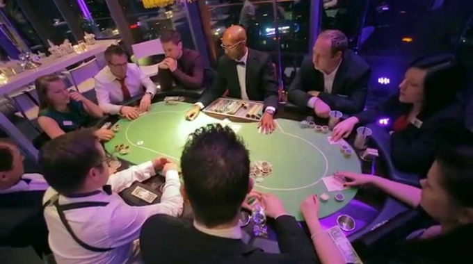 Casino Royale Nacht - andagon GmbH