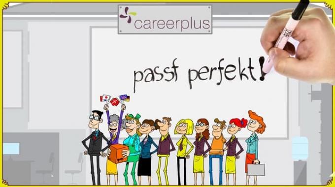 Careerplus passt perfekt – seit 20 Jahren