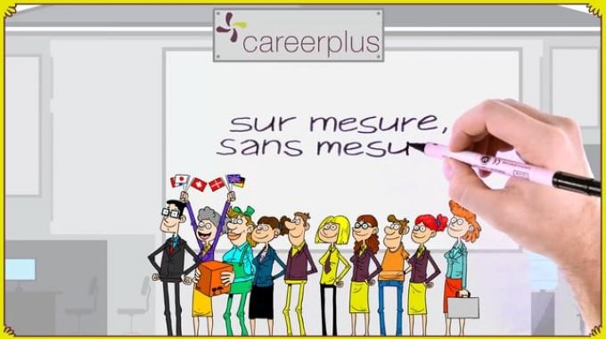 Careerplus – sur mesure depuis 20 ans