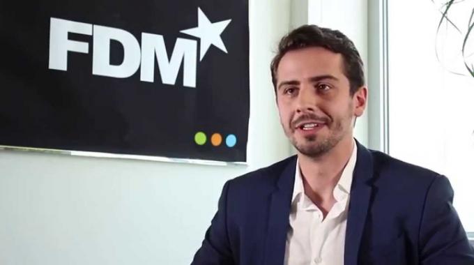 FDM Group Interview mit Nenad Kosanovic, FDM-Consultant in Berlin