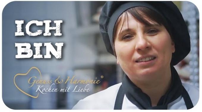 Ich bin Genuss & Harmonie… Galina Gutjahr – Küchenmitarbeiterin Business