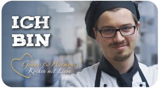 Ich bin Genuss & Harmonie... Peter Jahn - Küchenleiter Business