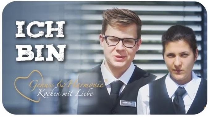 Ich bin Genuss & Harmonie… Alexander Lotter & Anika Vogel – Ferienjobber Business
