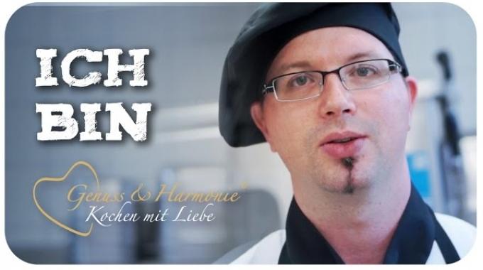 Ich bin Genuss & Harmonie… Mathias Portz – Gastronomieleiter Care