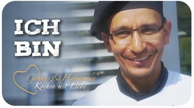 Ich bin Genuss & Harmonie… Yilmaz Ucak – Sous-Chef Business