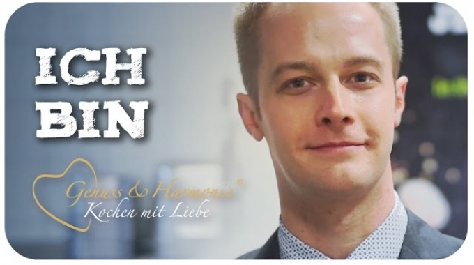 Ich bin Genuss & Harmonie… Marco Wahl – F&B Manager Business