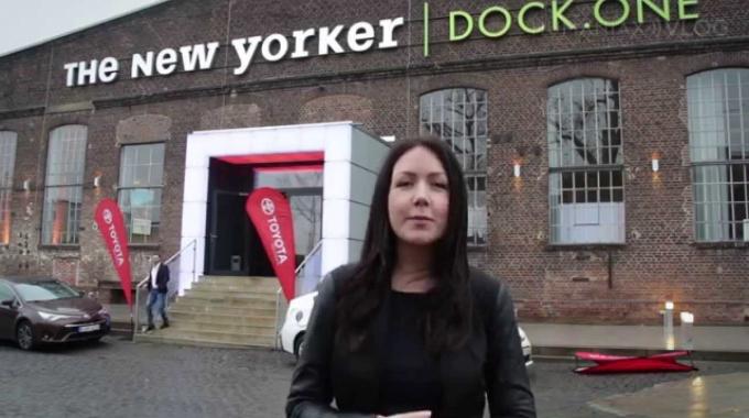 HUMANIAX Vlog - Interview mit Johannes Adams von The New Yorker Cologne