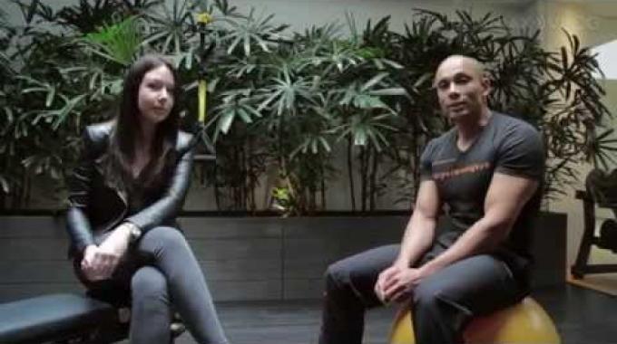 HUMANIAX Vlog - Interview mit Erik Randrianarisoa von Körpermanager