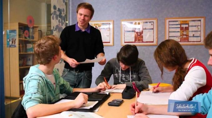 Die Schülerhilfe stellt sich vor