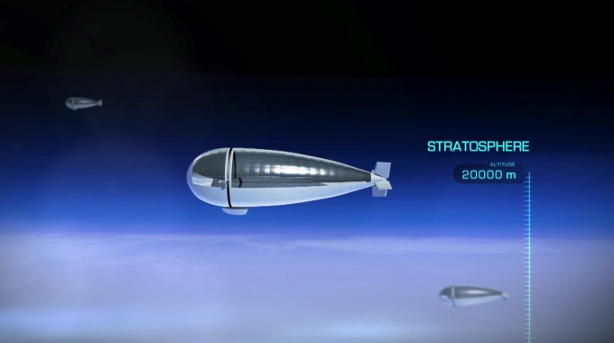 StratoBus - halfway between a drone and a satellite