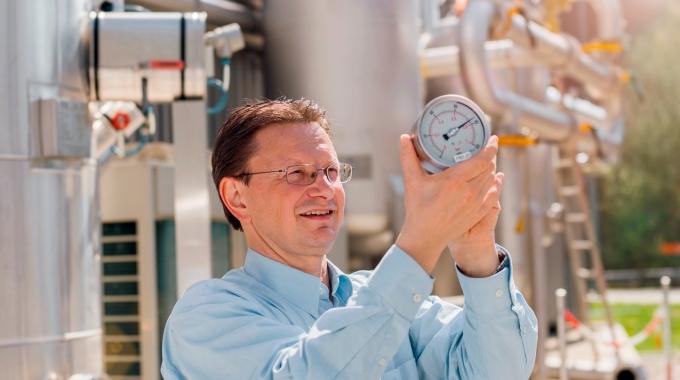 Energie 360° - Alex Rudischhauser nimmt spürbar Einfluss