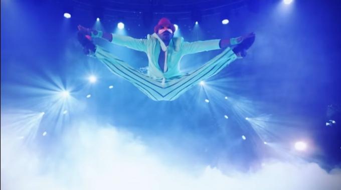 Energie 360° - Salto Natale - der Zirkus, der Emotionen und Energien verschmelzen lässt
