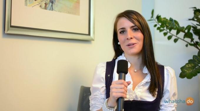 Maria Zanner, Jugendbetreuerin