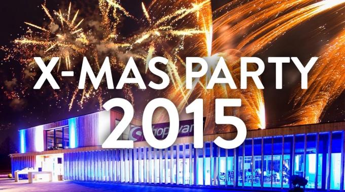 Shopware X-Mas Party 2015