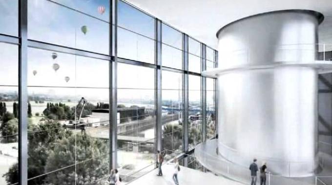 Die grüne Brücke - Energiestrategie der Stadtwerke Düsseldorf