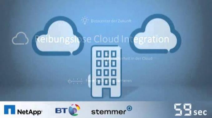 Reibungslose Cloud-Integration, flexible Hybridlösungen