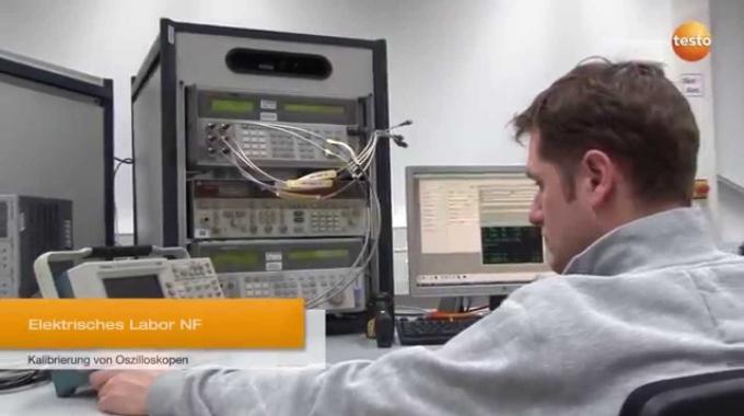 Testo industrial services GmbH - Kalibrierdienstleistungen auf höchstem Niveau