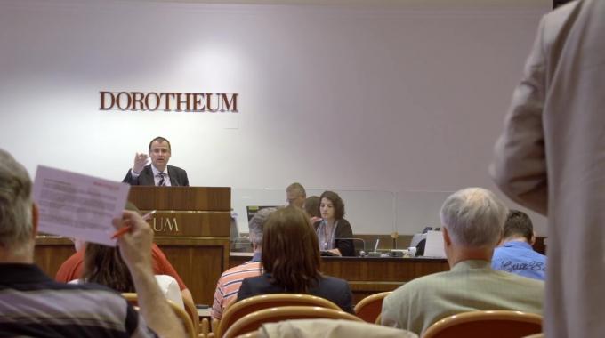 Rundgang durch das Unternehmen Dorotheum auf karriere.at
