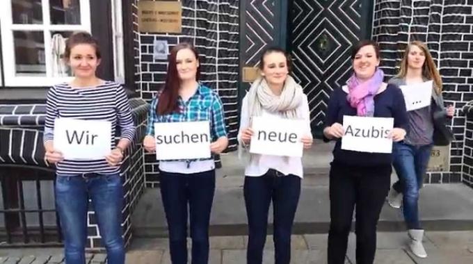 Azubi Video