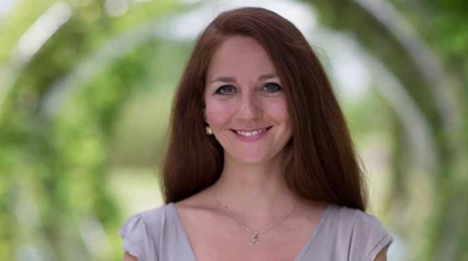 Anna-Christin Hunsrucker, Projektleiterin Kommunikation, Migros-Kulturprozent