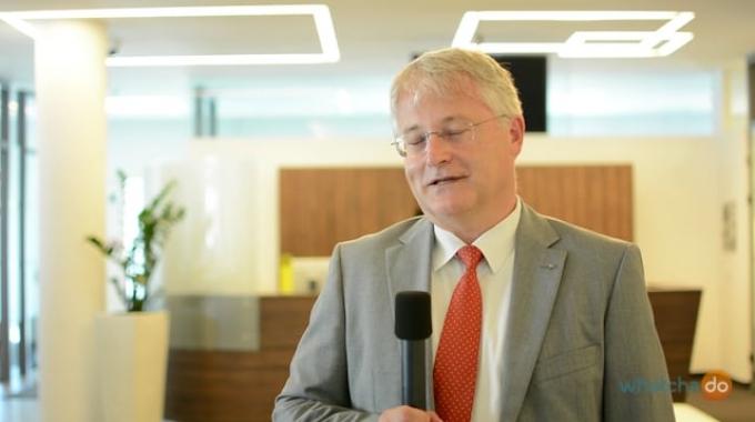 Hubert Schwarzl-Karl, Leiter Rechnungswesen und Controlling