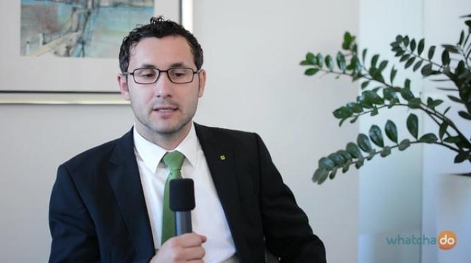 Thomas Maierhofer, Firmenkundenbetreuer