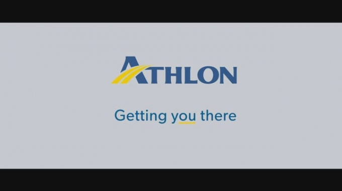 Athlon - Getting you there