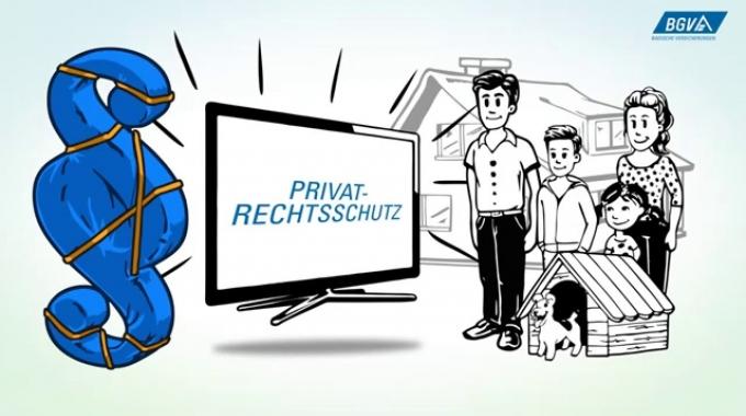 BGV-Produktfilm: Die Rechtsschutzersicherung