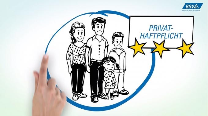 BGV-Produktfilm: Die Haftpflichtversicherung