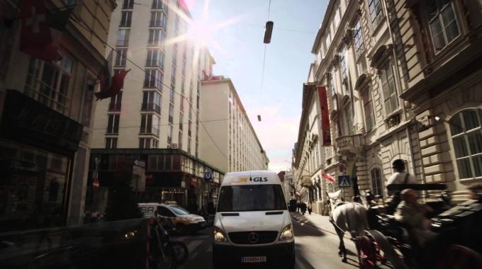 GLS Austria Film (German version)