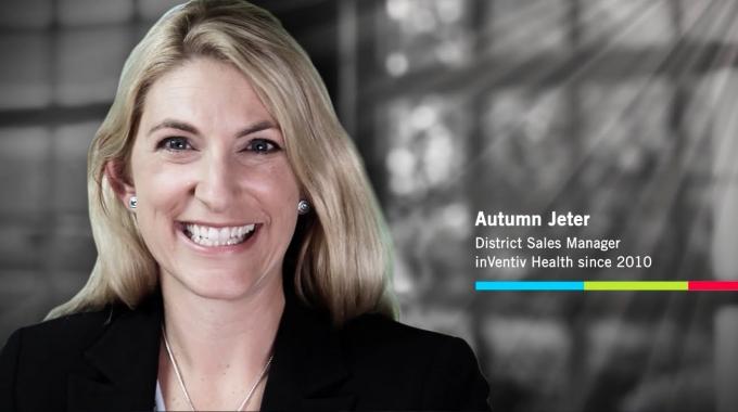 inVentiv Health - Autumn Jeter, District Sales Manager
