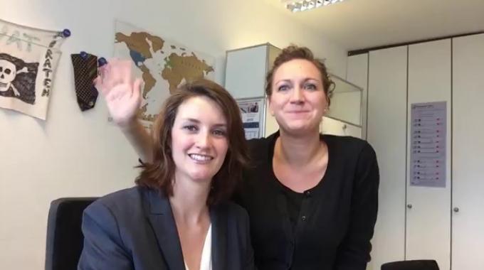 Alena Schmidt, Manager Tax Services: Unterwegs in der ganzen Welt