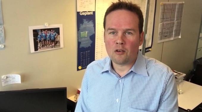 Christian Reischl, Senior Manager Tax Services Gemeinsam erfolgreich – auch auf dem Rad