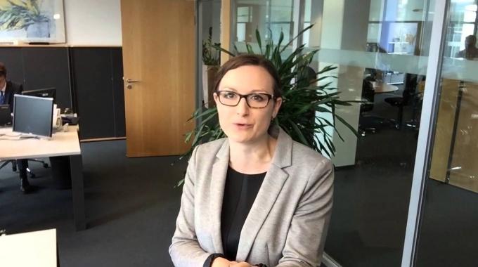 Lea Edelmann, Associate Audit Corporate: Alles genau unter die Lupe genommen