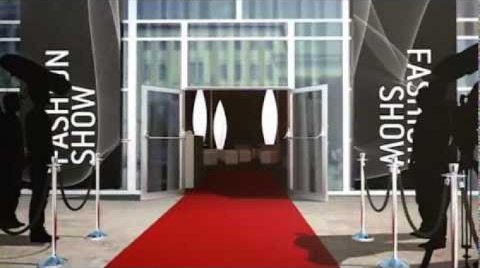 Palas - die neue Event- und Messehalle