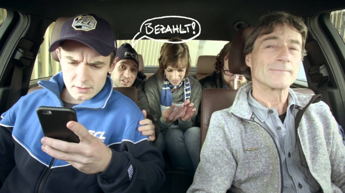 LUKB Paymit – Werbespot «Fussball»