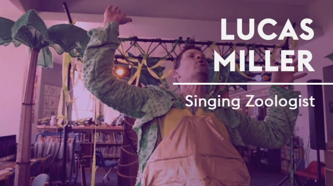 Lucas, Singing Zoologist — Monster: Find Better