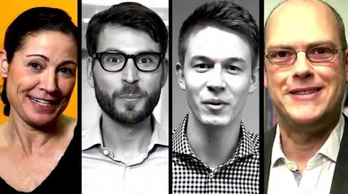 Arbeiten und Karriere bei Pfizer: Berliner Kollegen stellen sich vor
