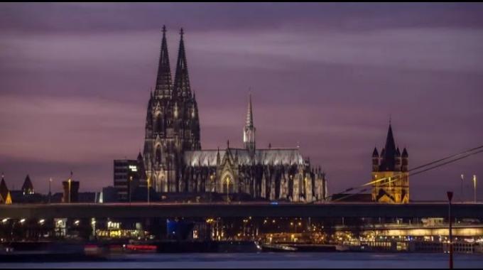 RheinEnergie - so schön leuchtet Köln