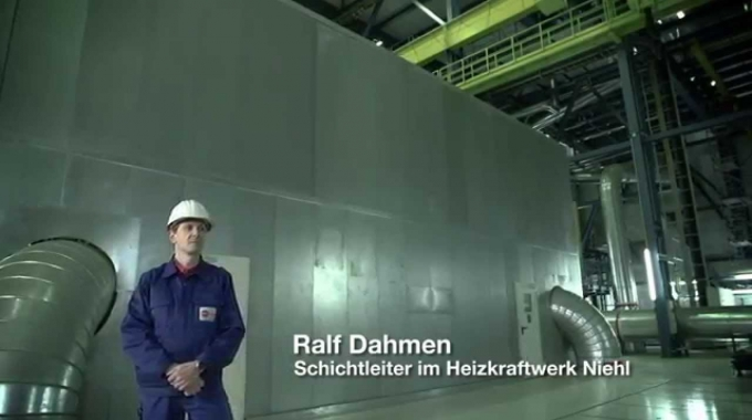 RheinEnergie Jobporträt Schichtleiter Heizkraftwerk Köln Niehl