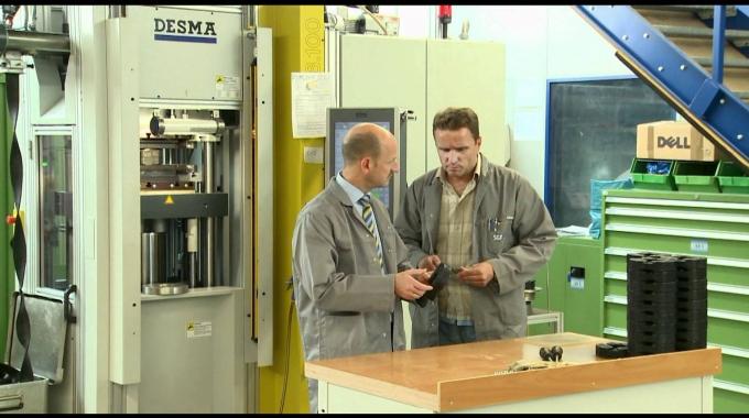 SGF Süddeutsche  Gelenkscheibenfabrik GmbH & Co KG (Unternehmensfilm)